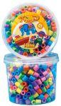 Термомозаика HAMA  Набор цветных бусин 600 шт. 6 цветов Maxi 3+ (028178857165)