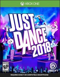 игра Just Dance 2018Xbox One