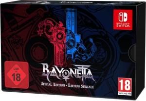 игра Bayonetta 2 Special Edition (Nintendo Switch)