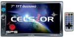 Магнитола 2-DIN Celsior CST-7001G