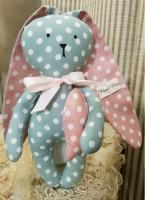 Подарок Подарочная игрушка 'Заяц с сердцем'