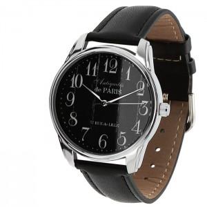 Подарок Часы наручные ZIZ 'Антиквариат' черный (1405501)