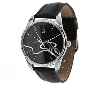 Подарок Часы наручные ZIZ 'Гитара' черный (1412601)