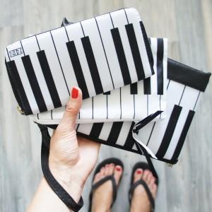 фото Клатч ZIZ 'Пианино клавиши' (25149) #2