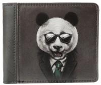 Подарок Кошелек ZIZ 'Панда в пиджаке' (43005)