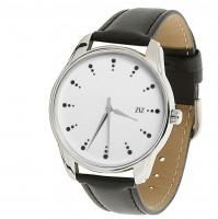 Подарок Часы наручные ZIZ 'Черный сахар' черный (1416501)