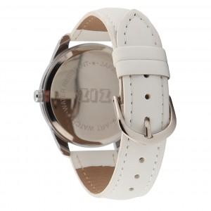фото Часы наручные ZIZ 'Черным по белому' белый (1416302) #2