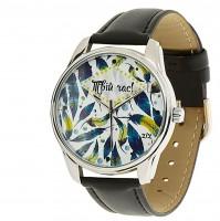 Подарок Часы наручные ZIZ 'Твое время' черный (1416001)