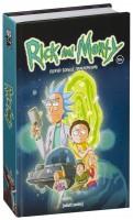 Книга Рик и Морти. Нужно больше приключений (Книга 2)