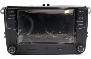 Штатная магнитола RCD 330 CarPlay