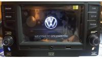 Штатная магнитола RCD 330 MQB VW/ Skoda  Plus CAN Mirror Link
