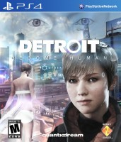 игра Detroit Become Human PS4