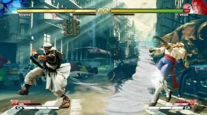 скриншот Street Fighter V: Arcade Edition (PS4) #4