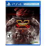 игра Street Fighter V: Arcade Edition (PS4)