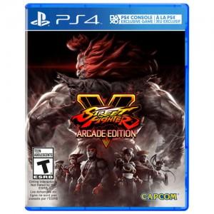 игра Street Fighter V: Arcade Edition (PS4)