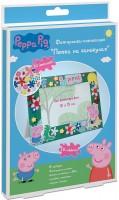 Фоторамка-аппликация Peppa Pig 'Пеппа на каникулах' (119857)