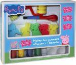 Набор для малышей с красками  'Рисуем с Пеппой'