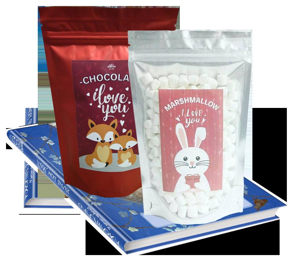 Купить Подарочный набор 'Шоколадный сюрприз'