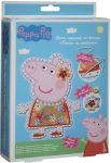 Шьем игрушку из фетра Peppa Pig 'Пеппа на отдыхе' (31092)