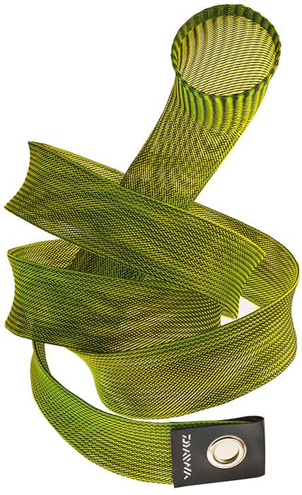 Купить Чехол для удилища Daiwa 'Rod Cover Black/Green' 190 x 4cm (15839-006)