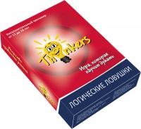 Thinkers. Логические ловушки. Интеллектуальная игра. 12-16 лет (100 карточек)