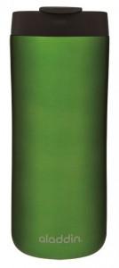 Стальная термочашка Aladdin 0,35 л зеленая (6939236339384)