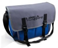 Сумка спиннингиста Lineaeffe Shoulder Bag 38х30х12см серо-синяя (6538033)