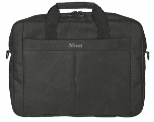 Сумка для ноутбука Trust Primo 17.3' black