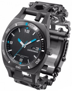 Часы-мультитул Leatherman Tread Tempo Multi-Tool Watch, Black (832420)
