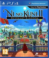 игра Ni no Kuni II: Revenant Kingdom (PS4)