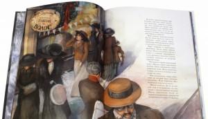 фото страниц Комплект в коробке 'Дары волхвов' и 'Снежная королева' #3