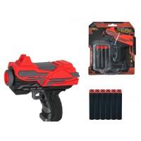 Игрушечное оружие Qunxing  'Бластер 6-зарядный'  (FJ839)