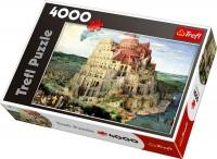 Пазл Trefl 'Вавилонская башня' 4000 элементов