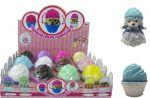 Мягкая игрушка Premium Toys 'Ароматные капкейки Милые Медвежата' (1610033)