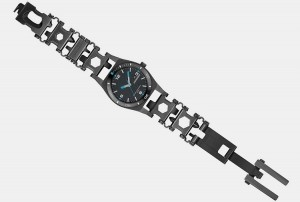 фото Часы-мультитул Leatherman Tread Tempo Multi-Tool Watch, Black (832420) #8