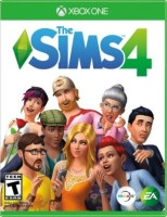 игра The Sims 4 Deluxe Edition (Xbox One)