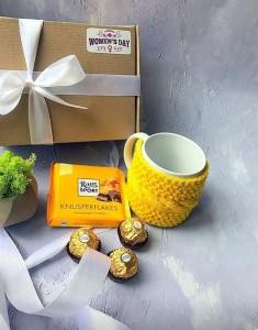 Подарок Подарочный набор 'Yellow'