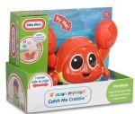 Интерактивная игрушка Little Tikes 'Исследователи океана, Поймай меня Крабик' (638510)
