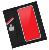 Наручный чехол для смартфона JBL YURBUDS iPhone 5 Ergosport Armband Black/Red  (YBIMARMB01BNR)