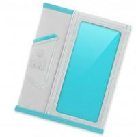 Наручный чехол для смартфона JBL YURBUDS Universal Ergosport Armsleeve Gray/Aqua for women (YBWNUARM00GNA)