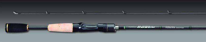 Спиннинг Graphiteleader Bosco Nuovo GNBC-67ML-BF-S 2, 01m 1, 75-14gr (G18163)  - купить со скидкой