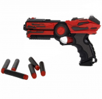 Игрушечное оружие Qunxing  'Бластер 6-зарядный'  (FJ806)