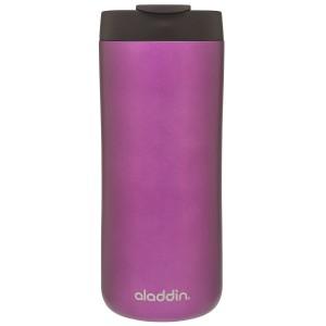 Стальная термочашка Aladdin 0,35 л фиолетовая (6939236339407)