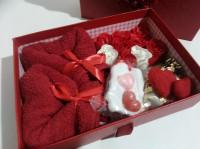 Подарок Подарочный набор 'love you'