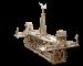 фото Механический конструктор из дерева Mr.Playwood 'Пешеходный мост' (10006) #2