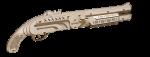 Механический конструктор из дерева Mr.Playwood 'Ружье' (10005)