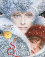 Книга Снежная королева (The Snow Queen)