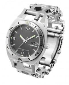 Часы-мультитул Leatherman Tread Tempo Multi-Tool Watch, Silver (832421)