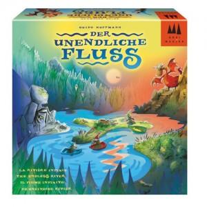 Настольная игра Drei Magier Spiele 'Бесконечная река (The Endless River, Der unendliche fluss)'