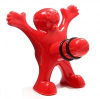 Пробка для бутылки 'Красный Человечек' (top-225)